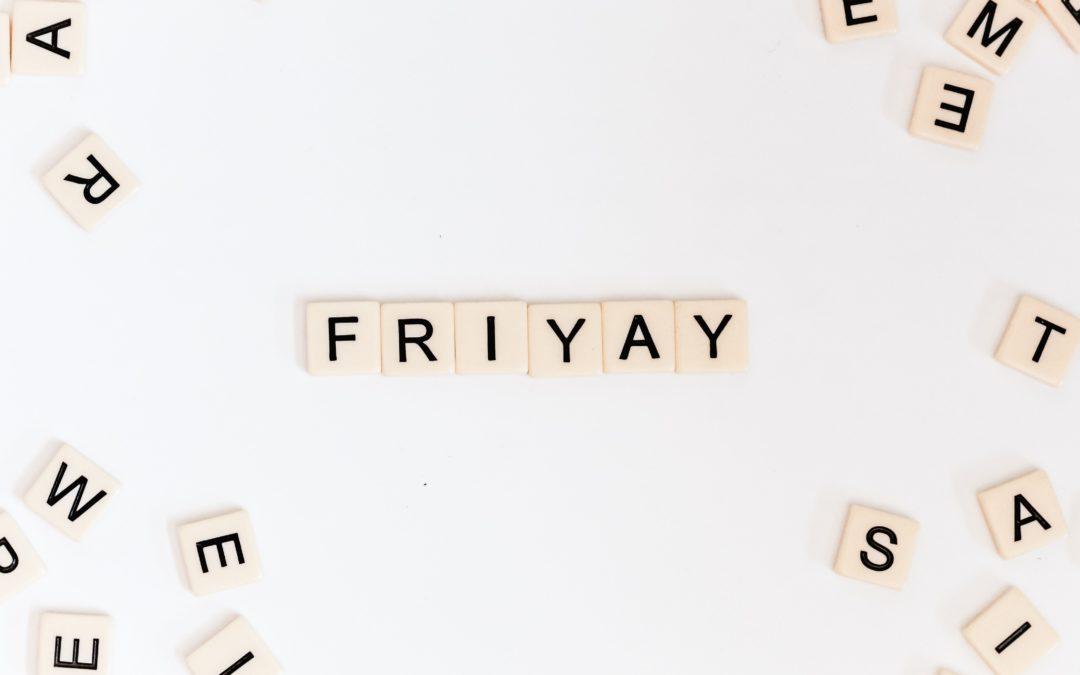 Thank God It's Friday! (English version)