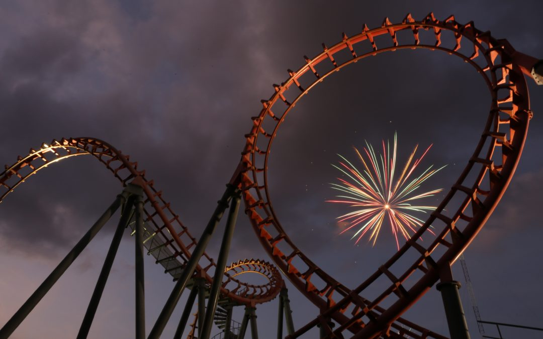 The Covid-19 Rollercoaster Tumbler, How PNKR© brings Clarity and Vision